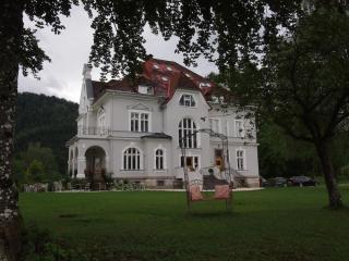 Herrenhaus - heute Boutiquehotel Villa Bergzauber
