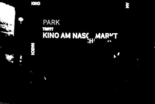 Park macht Platz