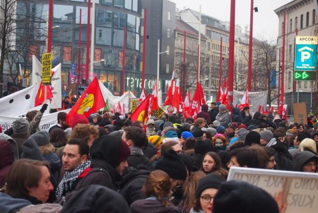 Demonstration 2018