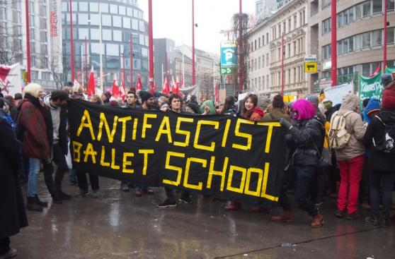 Antifaschist Ballett School