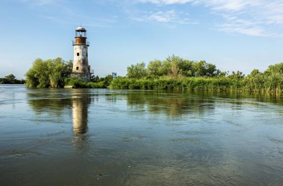 Leuchtturm in Sulina